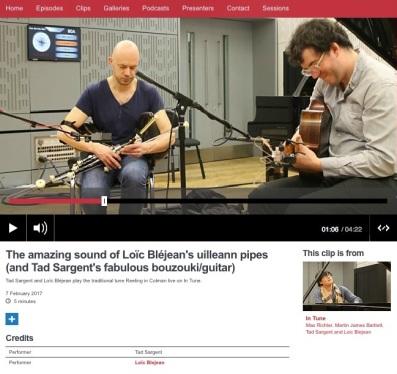 loic-blejean-tad-sargent-BBC-radio-3-2017-2