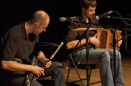 Loïc et Ronan Bléjean - William Kennedy Piping Festival 2009