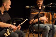 Loïc et Ronan Bléjean - William Kennedy Piping Festival 2009