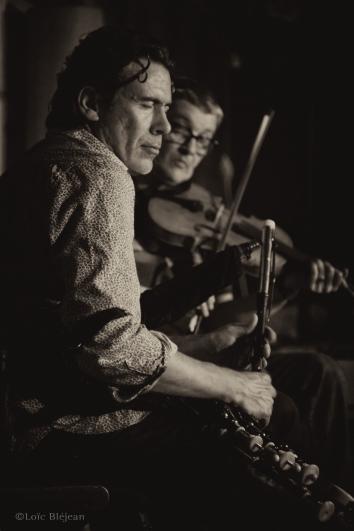 Ivan Goff & Patrick Ourceau