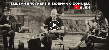 Bléjean Brothers & Siobhan O'Donnell