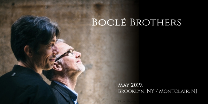 Boclé Brothers - NYC 2019