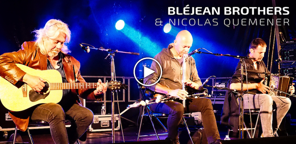 BLEJEAN BROTHERS + NICOLAS QUEMENER